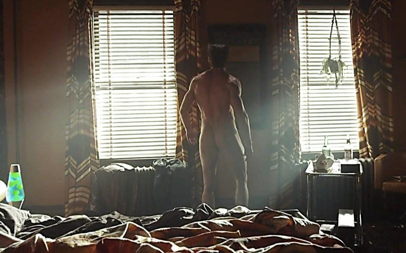 hugh jackman nude X-Men Days of Future Past