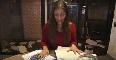 Nana Gouvea faz filme de zumbi