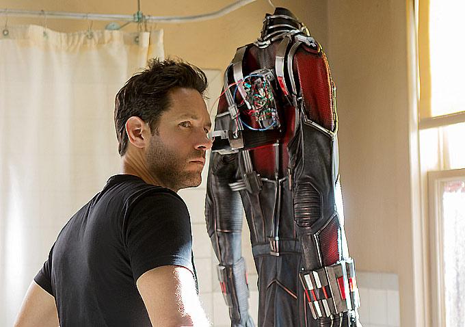 Homem-Formiga 2 na Fase 3 da Marvel