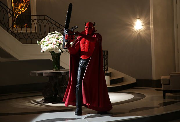 """Review-Scream-Queens-s01ep03-Chainsaw Review: Scream Queens s01ep03 - """"Chainsaw"""""""