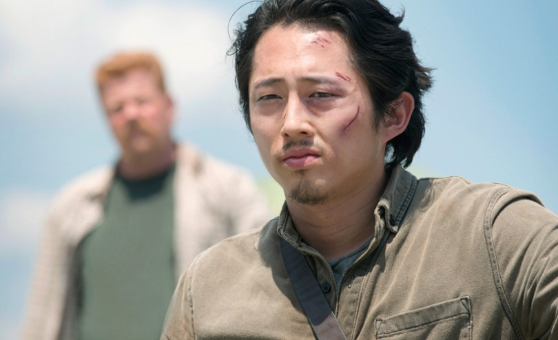 "Review-The-Walking-Dead-s06e01 Review: The Walking Dead s06e01 - ""First Time Again"""