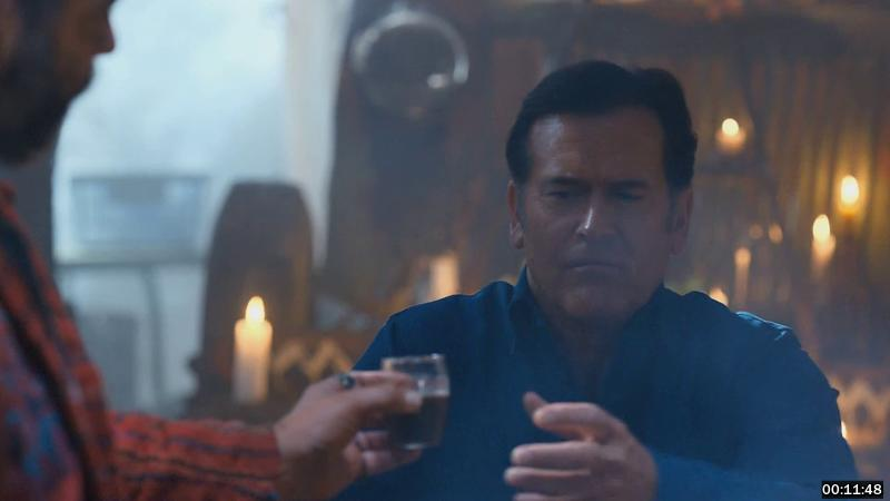 "Review-Ash-vs-Evil-Dead-s01e04 Review: Ash vs Evil Dead s01e04 - ""Brujo"""