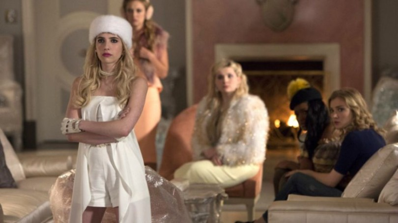 "sCREAM-qUEENS-ghost-stories-838x471 Review: Scream Queens s01e09 - ""Ghost Stories"""