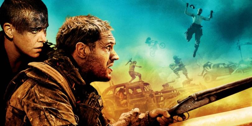 Oscar 2016 - Mad Max Estrada da Furia