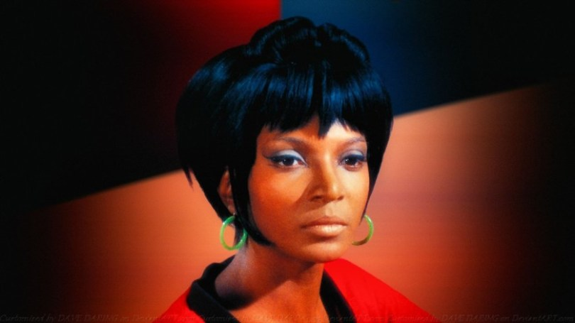 Star Trek - Nyota Uhura (Nichelle Nichols)