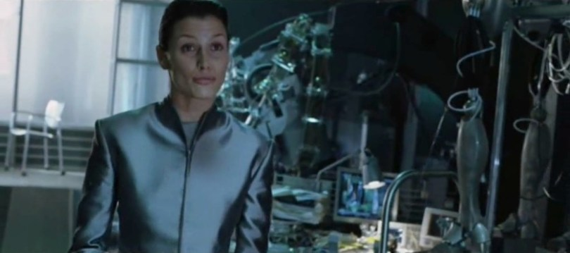 Susan Calvin (Bridget Moynahan) Eu Robo