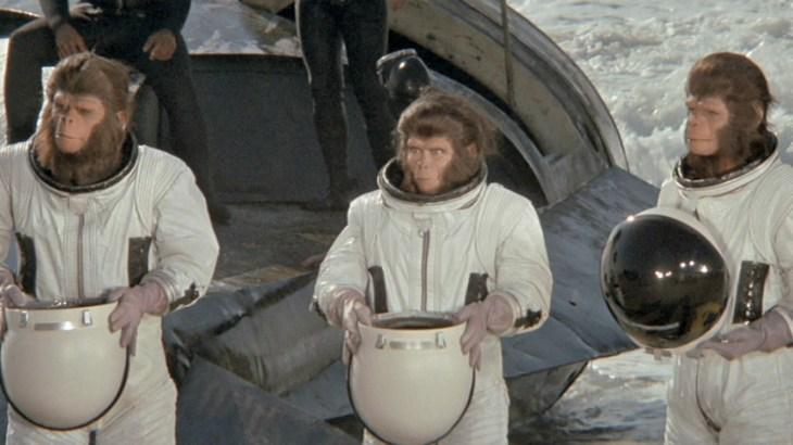 Fuga do Planeta dos Macacos 1971