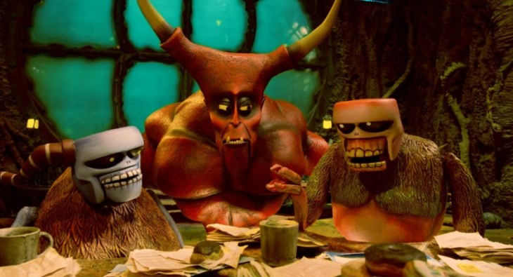 Hell and Back - stop-motion
