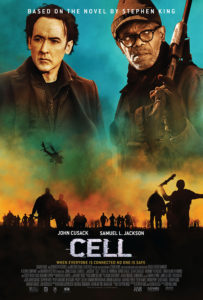 Poster Cell Celular Stephen King
