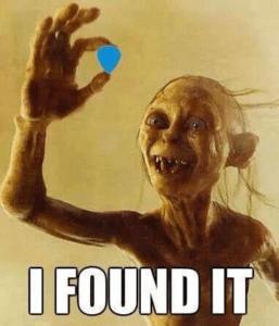 Gollum-palheta-meme-257x300 Mesa de Bar: O Mistério das Palhetas