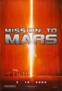Missao Marte Posters filmes sci-fi dos anos 2000