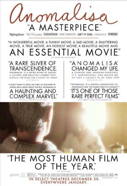 poster anomalisa melhores filmes do primeiro semestre de 2016