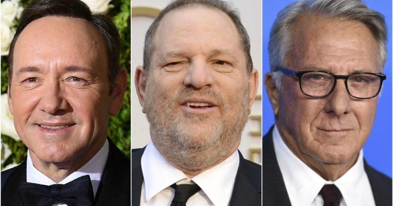 Assédio em Hollywood: lista completa de denunciados