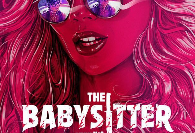 a baba the babystter poster