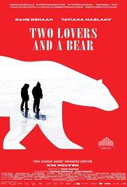 two lovers and a bear – filmes de romance de 2017