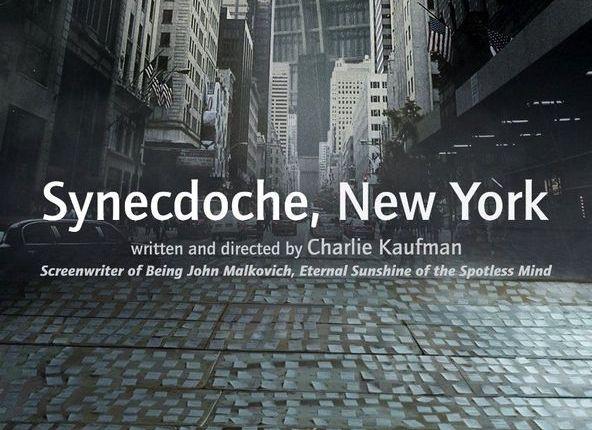 SYNECDOCHE NEW YORK – Melhores filmes de 2008