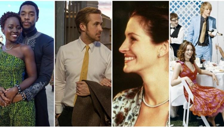 Casais do cinema Dia Dos Namorados