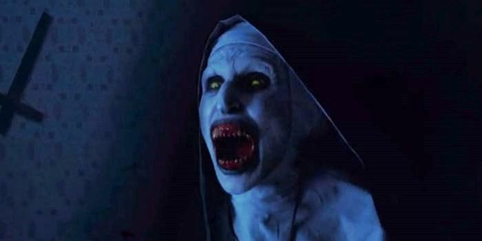 a freira melhor filme de terror de 2018