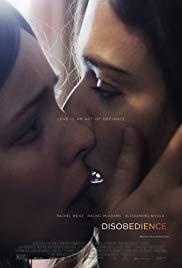 melhores filmes de romance de 2018 – desobediencia