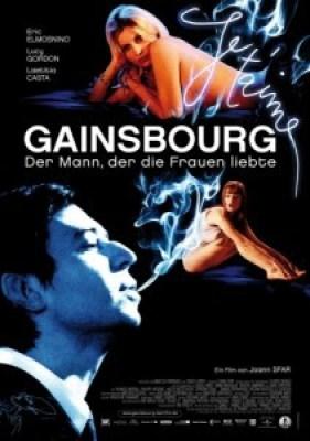 gainsbourg Gainsbourg - O Homem que Amava as Mulheres