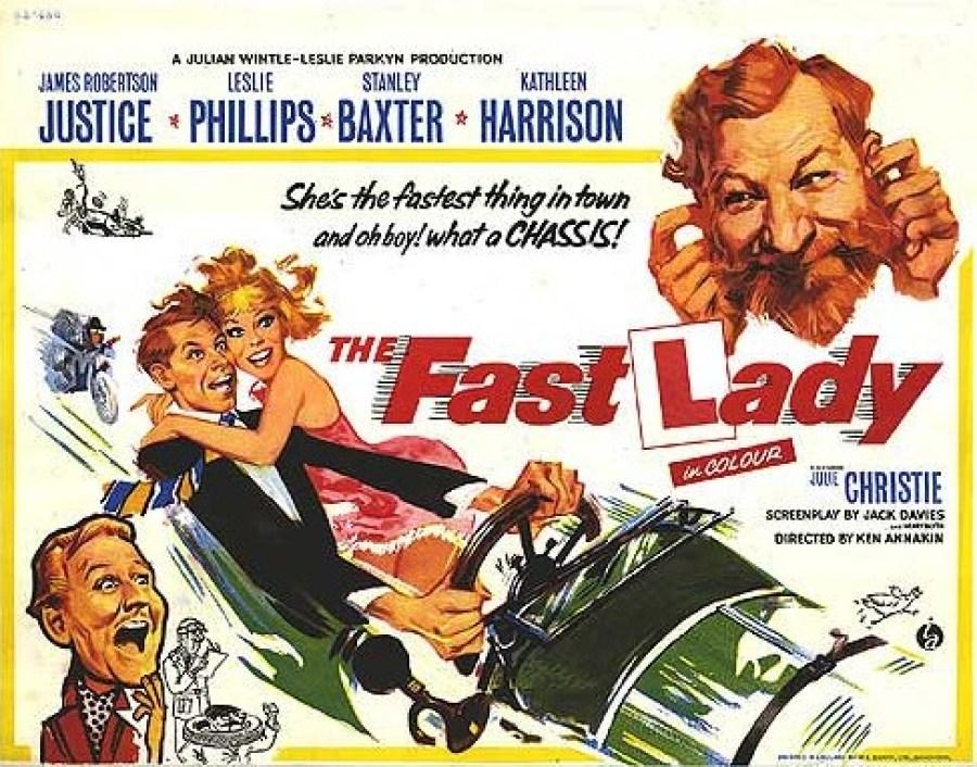 The Fast lady / la merveilleuse anglaise (1963)