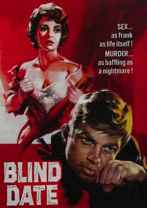 """Poster de """"Blind Date"""" (1959)"""