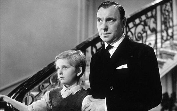 The Fallen Idol avec Ralph Richardson