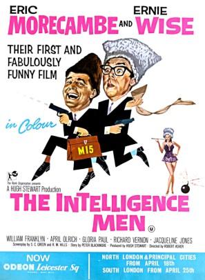 TheIntelligenceMen1965