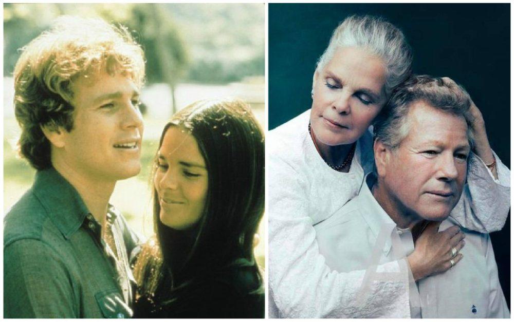 O casal de LOVE STORY - UMA HISTÓRIA DE AMOR   Cinema em Cena -  www.cinemaemcena.com.br