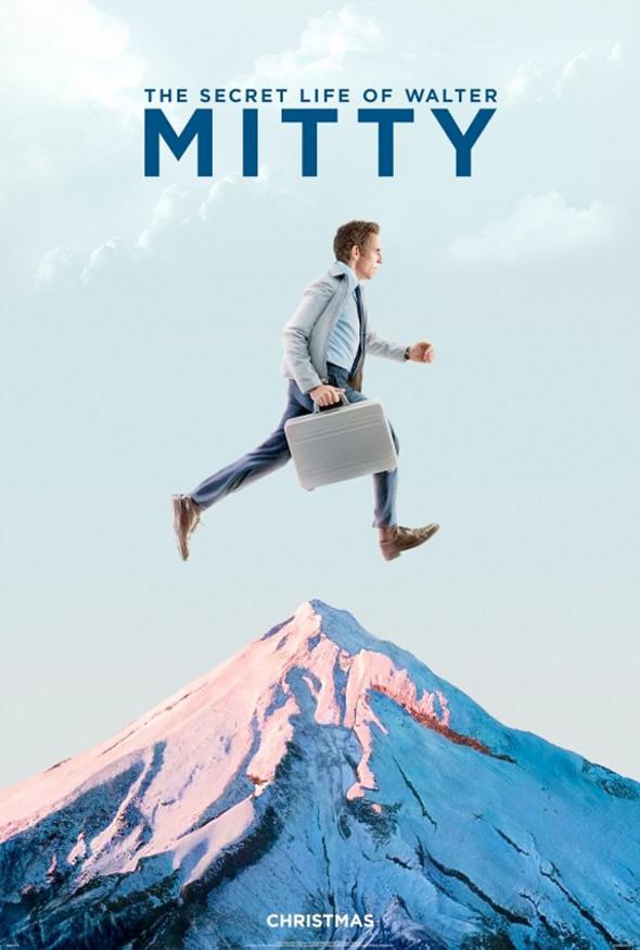 Poster do filme A Vida Secreta de Walter Mitty