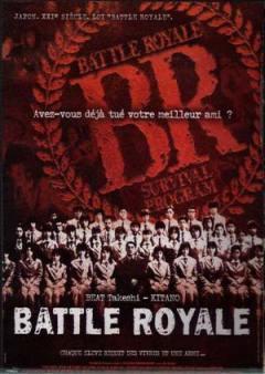 Battle royale Locandina