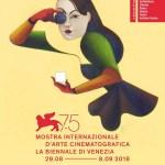 75. Mostra Internazionale d'Arte Cinematografica di Venezia