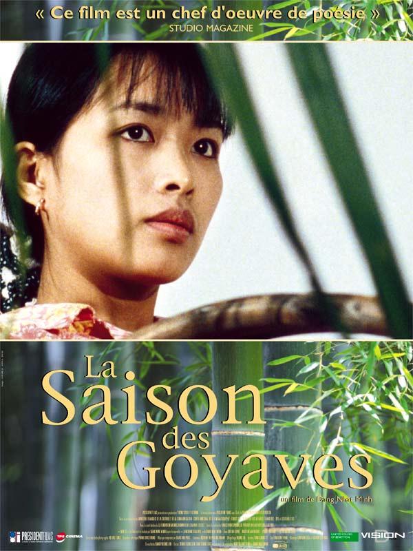 Poster do filme La Saison des Goyaves