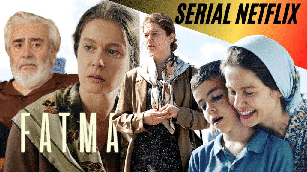 FATMA, Un serial turcesc Netflix
