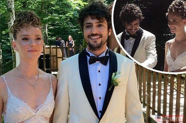Taner Ölmez si Ece Çesmioglu s-au casatorit