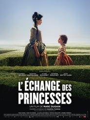"""Affiche du film """"L'Echange des princesses"""""""