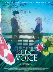 """Affiche du film """"Silent Voice"""""""