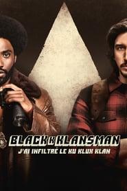"""Affiche du film """"J'ai infiltré le Ku Klux Klan"""""""