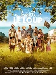 """Affiche du film """"Ma famille et le loup"""""""