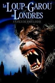"""Affiche du film """"Le loup-garou de Londres"""""""