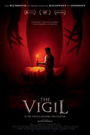 "Affiche du film ""The Vigil"""
