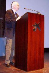 Daniel Arasa, presidente del GEC y director de CinemaNet