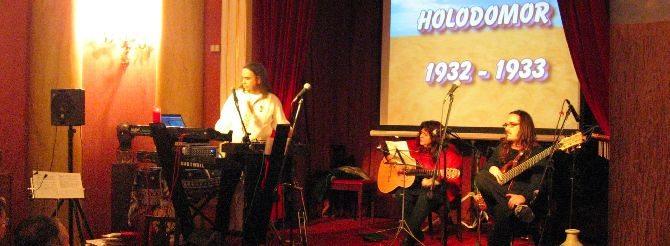 CinemaNet - Acto Holodomor