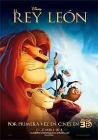 El Rey Leon 3D