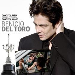 Cinemanet   Premio Donostia   benicio del toro