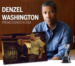Cinemanet   Premio Donostia 2014   denzel washington