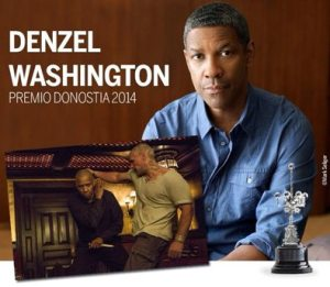 Cinemanet | Premio Donostia 2014 | denzel washington