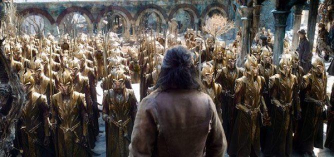 El hobbit:la batalla de los cinco ejércitos|Cinemanet