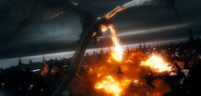 El hobbit: la batalla de los cinco ejércitos|CinemNet