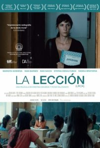 cinemanet | la lección